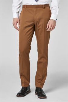 Twill Suit: Trousers