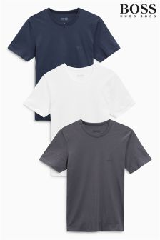 Boss T-Shirt Three Pack