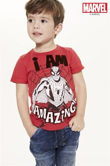 Short Sleeve Spider-Man™ T-Shirt (3mths-6yrs)