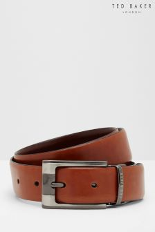 Ted Baker Tan Reversible Belt