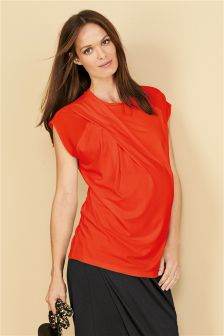 Maternity Drape Top