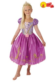 Rubies Purple Rapunzel Fancy Dress Costume