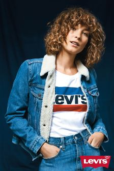 Levi's® Original Sherpa Trucker Extremely Lovable Jacket