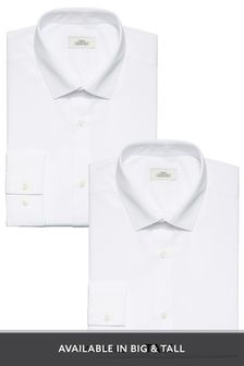Plain White Shirt Mens