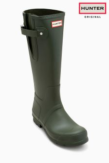 Hunter Original Side Adjustable Wellington Boot