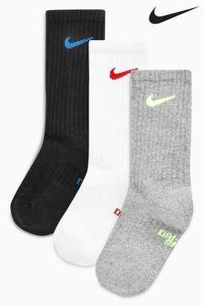 Nike Kids Multi Socks 3 Pack