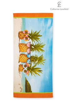Catherine Lansfield Beach Towel