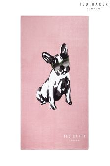 Ted Baker Dog Beach Towel