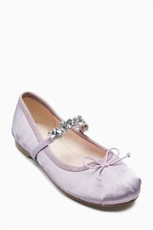 Jewel Ballet Shoes (Older Girls)