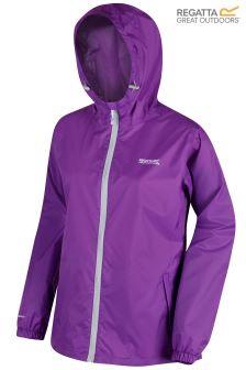 Regatta Purple Pack It Jacket