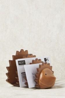 Hedgehog Letter Rack