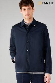 Farah Blue Marr Jacket