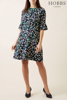 Hobbs Multi Rosie Dress