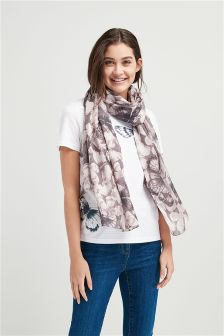 Scarf Layer Top