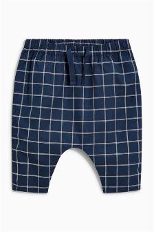 Grid Trousers (0mths-2yrs)