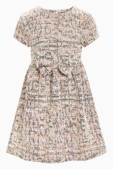 Textured Dress (3-16yrs)