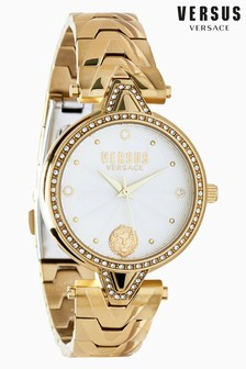 Versus  By Versace Crystal Watch