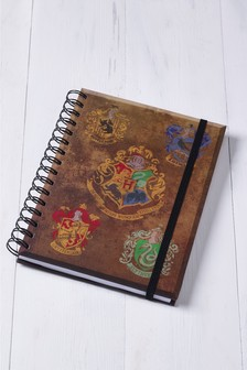 Harry Potter A5 Notebook