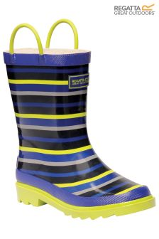 Regatta Yellow Minnow Welly