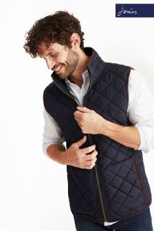 Joules Navy Outland Gilet