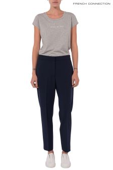 French Connection Navy Trouser