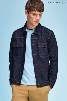 Jack Wills Indigo Trucker Denim Jacket