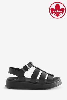 Animal Fairbanks Navy Blue Half Zip Fleece