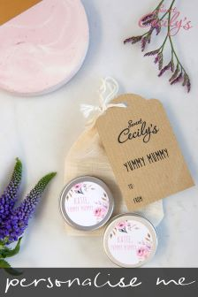 Personalised Yummy Mummy Lip Balm Duo Gift Set By Sweet Cecilys