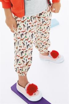 Animal Print Trousers (3mths-6yrs)