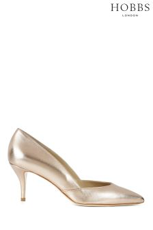 Hobbs Rose Gold Olivia Court Shoe