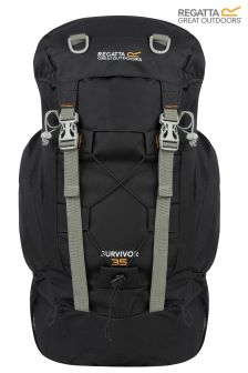 Regatta Black Survivor III 35L Bag