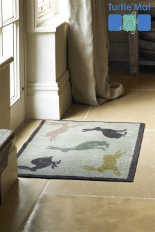 Turtle Mats Dirt Trapper Country Living Hares Doormat