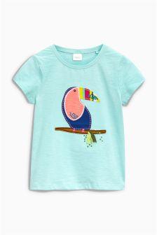Toucan Print T-Shirt (3mths-6yrs)