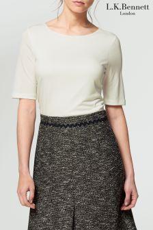 L.K Black Bennett Rory Skirt