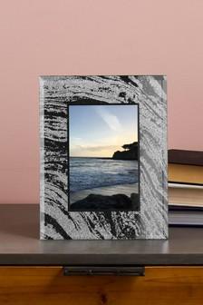 Marble Glitter Frame