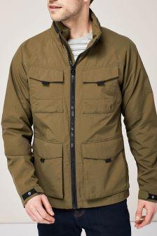 Lightweight Four Pocket Jacket
