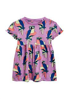 Parrot Print Tunic (3mths-6yrs)