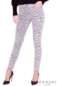 Damsel Leopard Alva Leopard Print Jean