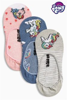 My Little Pony Footsies Three Pack