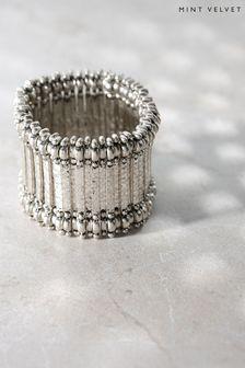 Mint Velvet Pink Maya Print Shirt