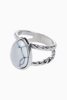 Marble Effect Ring