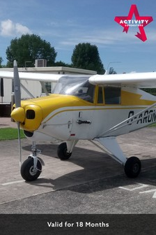 30 Minute Flight In A Classic Aircraft For Two