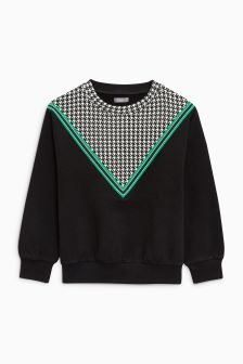 Colourblock Heritage Sweater (3-16yrs)