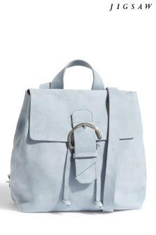 Jigsaw Blue Bree Buckle Backpack