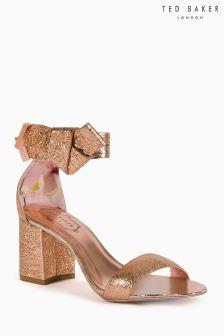 Ted Baker Rose Gold Kerria Low Sandal