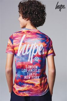Hype. Back Print T-Shirt