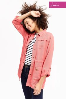 Joules Red Sky Cassidy Jacket