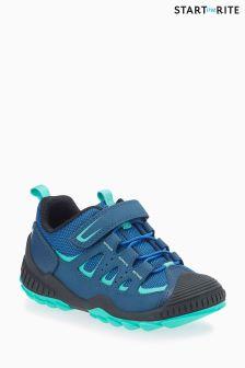Start-Rite Blue Charge Preschool Shoe