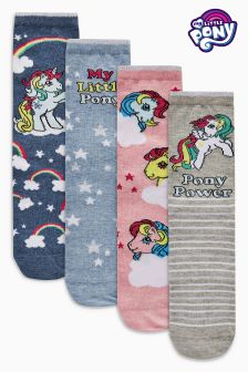 My Little Pony Socks Four Pack