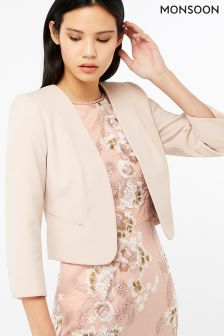 Monsoon Nude Nieve Jacket